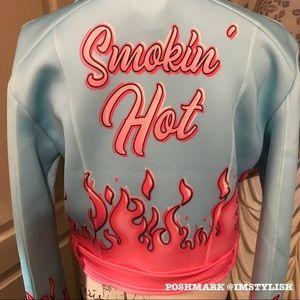Sugarpills Jackets & Coats - 🆕 SALE! Sugarpills Smokin Hot Neoprene Jacket
